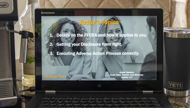 FFCRA and The Top 2 Causes of Background Screening Lawsuits